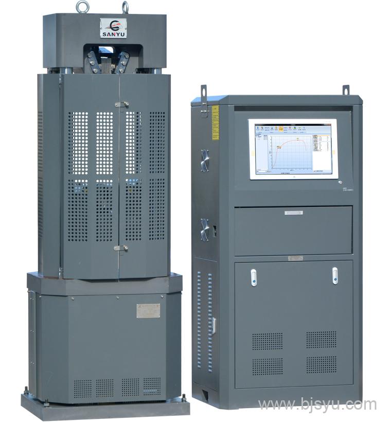 WAW-600B型电液伺服万能试验机(2018款)