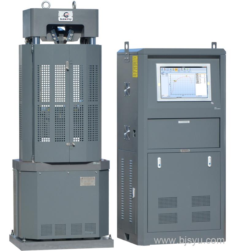 WAW-300B型电液伺服万能试验机(2018款)