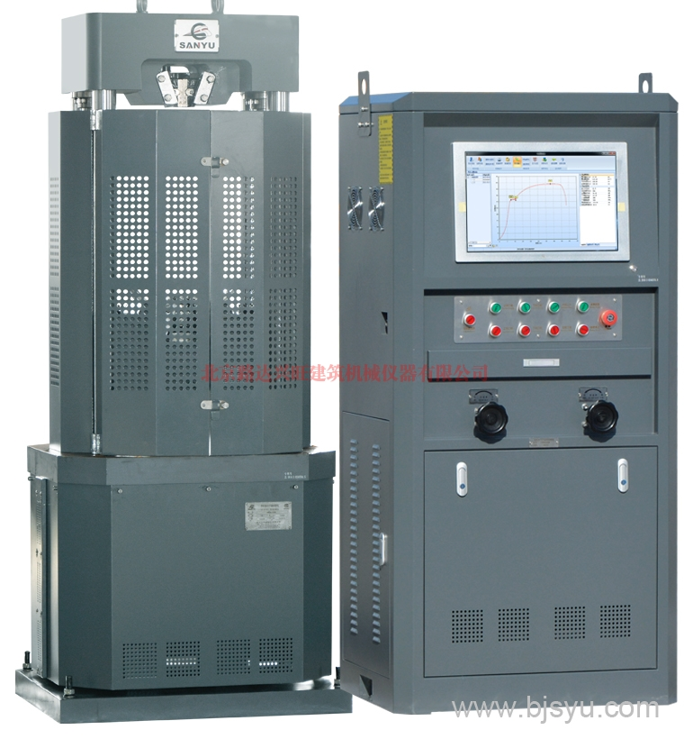 WEW-100B型微机屏显万能材料试验机(2018款)