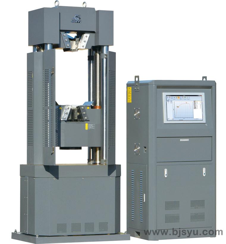 WAWD-1000B型电液伺服万能试验机
