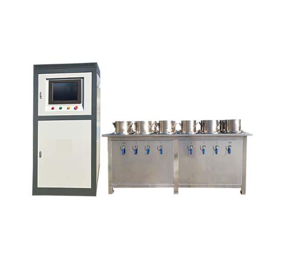 宁波STR-III型混凝土高精度多路抗渗仪