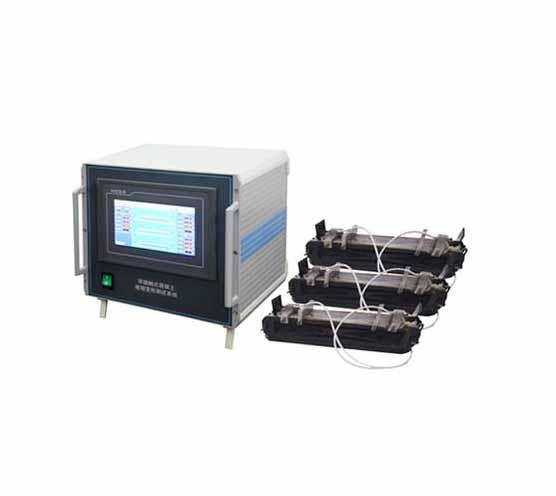 NES型非接触法混凝土收缩变形测定仪