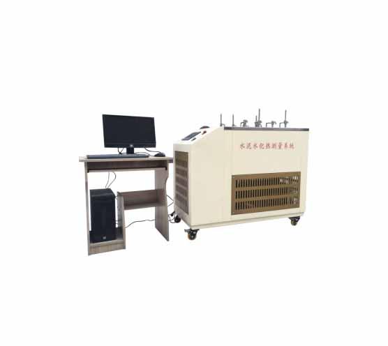 内蒙古SHR-6直接法水泥水化热测定仪