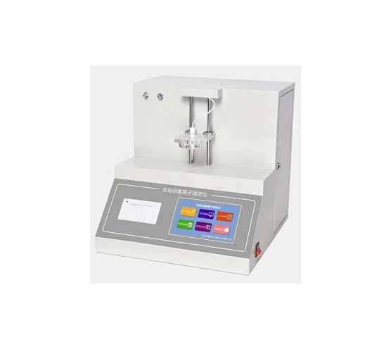 吉林全自动氯离子测定仪(电位滴定法)