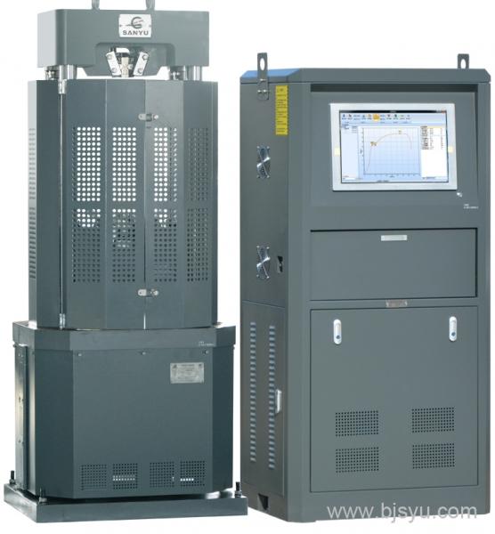 WAW-100B型电液伺服万能试验机(2018款)