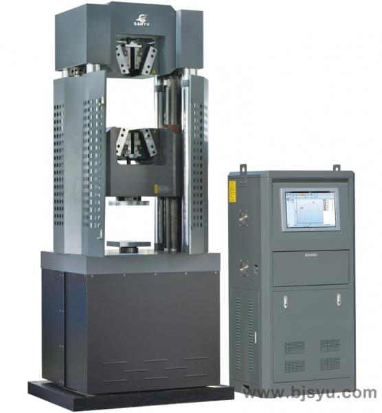 WAWD-2000B型电液伺服万能试验机