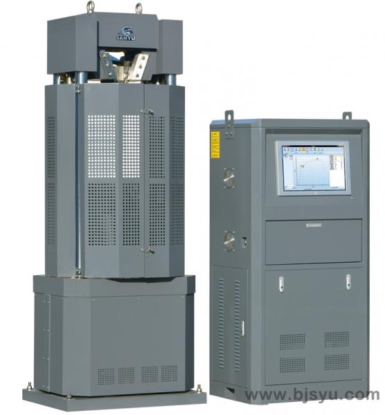 WAWD-600B型电液伺服万能试验机