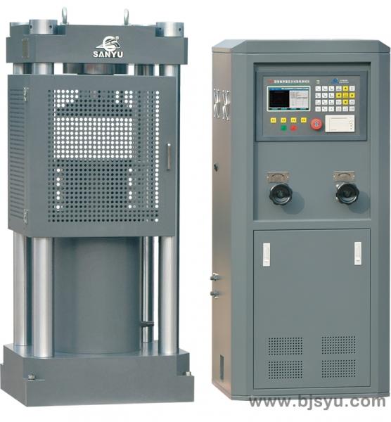 SYE-2000B型电液式压力试验机