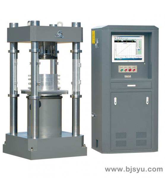 苏州HYE-3000B型电液伺服压力试验机