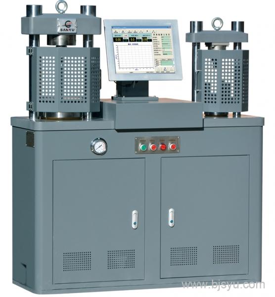 苏州HYE-300B-D型电液伺服压力试验机