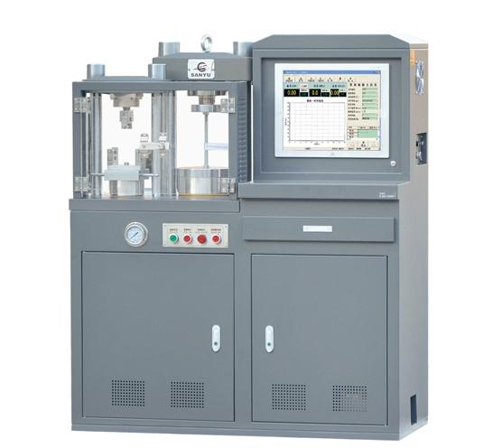 HYE-300B型电液伺服压力试验机