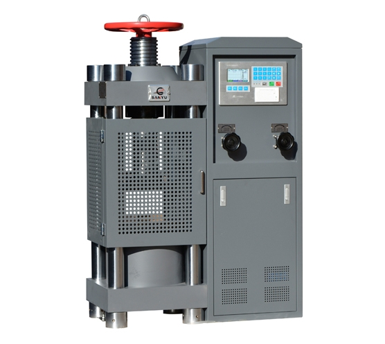 SYE-2000A型电液式压力试验机