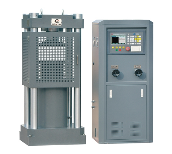 SYE-3000B型电液式压力试验机