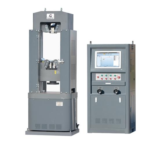 WEW-100B型微机屏显万能材料试验机