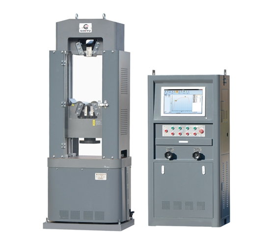 WEW-300B型微机屏显万能材料试验机(2018款)