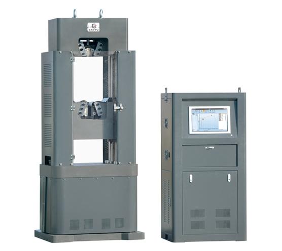 WAW-600B型电液伺服万能试验机