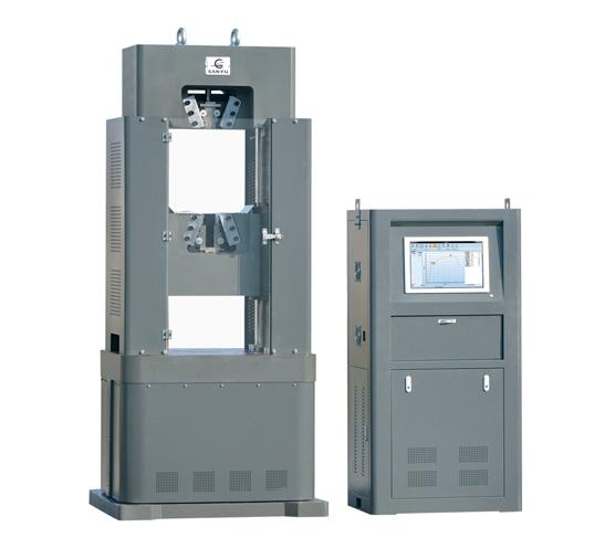 WAW-1000B型电液伺服万能试验机(2018款)