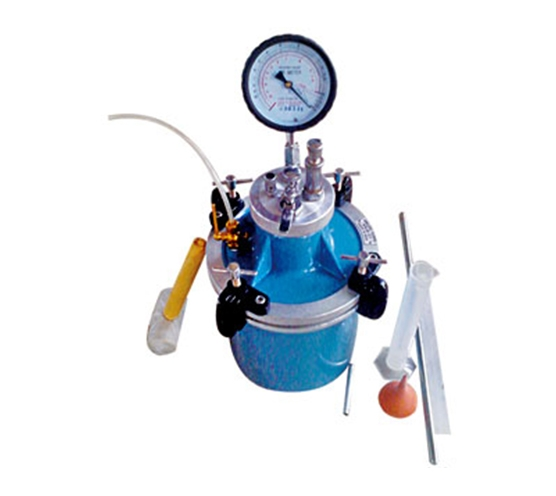 LC-615A混凝土含气量测定仪